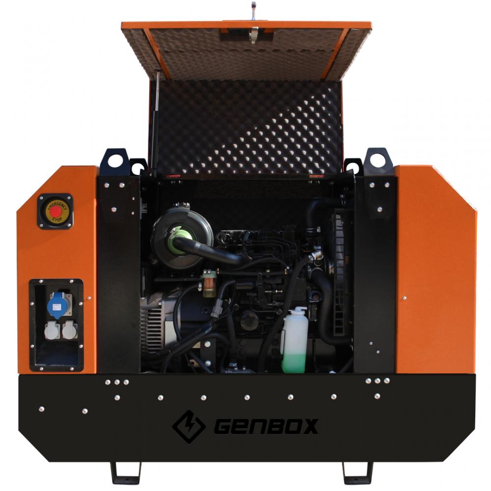 Дизельный генератор GENBOX KBT25M-3000 - 1