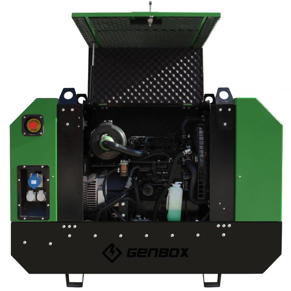 Дизельный генератор GENBOX DE10M - 1