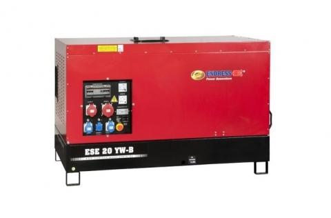 Дизельный электрогенератор ENDRESS ESE 10 YW-B