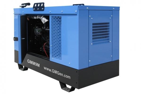 Дизельная электростанция GMGen GMM9M