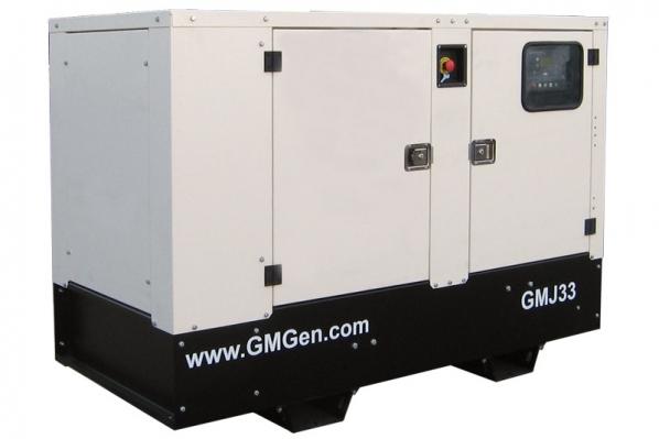 Дизельная электростанция GMGen GMJ33