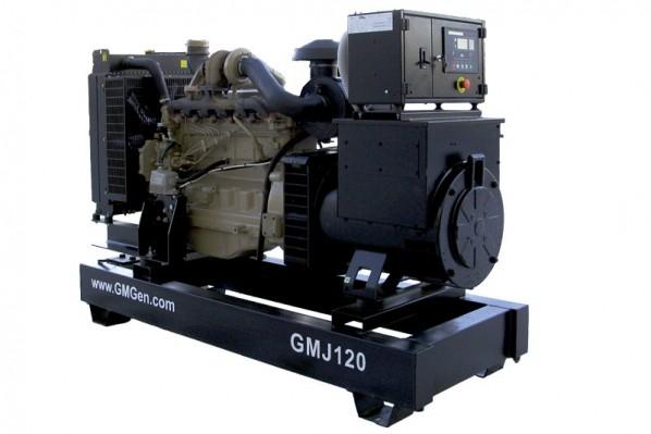 Дизельная электростанция GMGen GMJ120