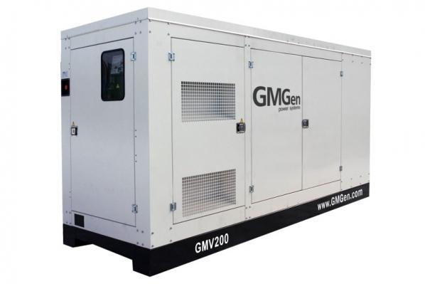 Дизельная электростанция GMGen GMV200