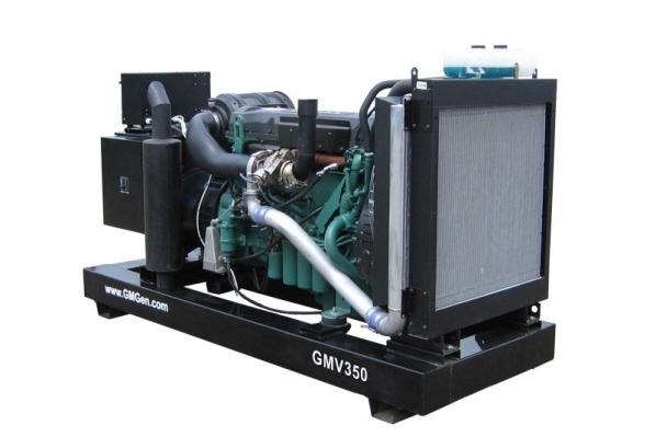Дизельная электростанция GMGen GMV350