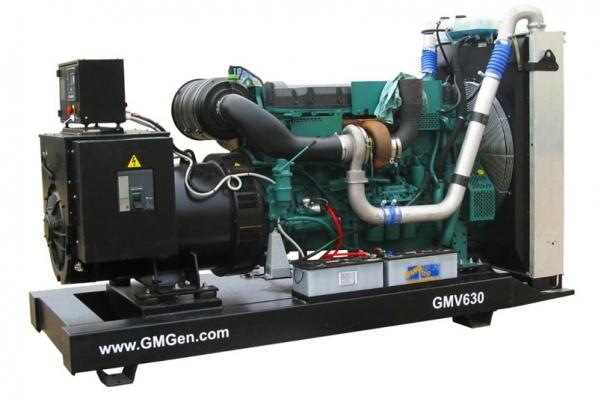 Дизельная электростанция GMGen GMV630