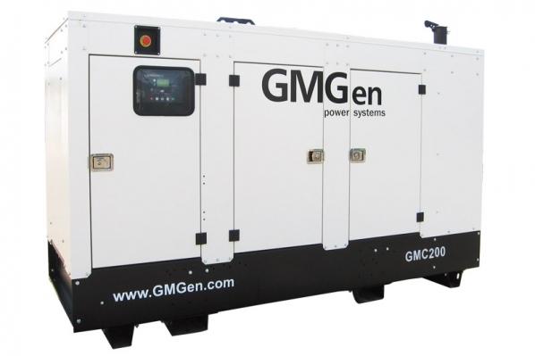 Дизельная электростанция GMGen GMC200