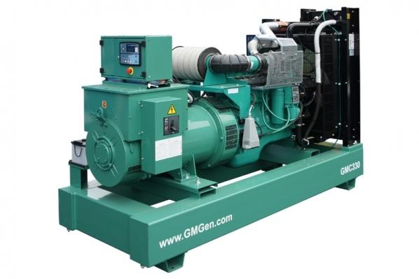 Дизельная электростанция GMGen GMC330