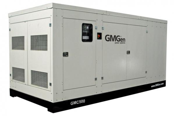 Дизельная электростанция GMGen GMC500