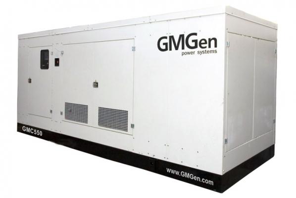 Дизельная электростанция GMGen GMC550