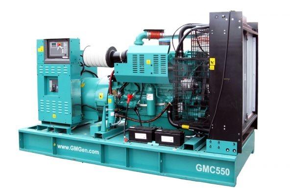 Дизельная электростанция GMGen GMC550Z1