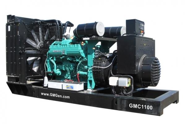 Дизельная электростанция GMGen GMC1100