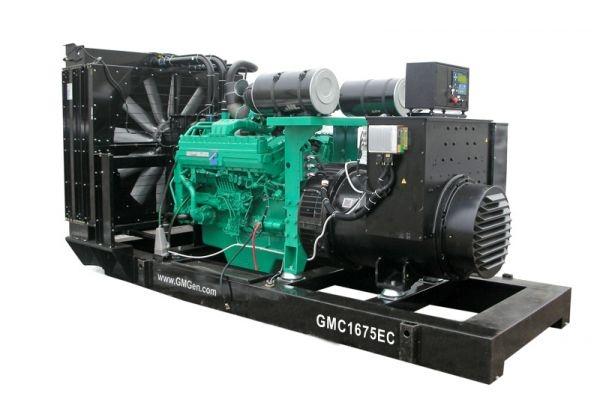 Дизельная электростанция GMGen GMC1675EC
