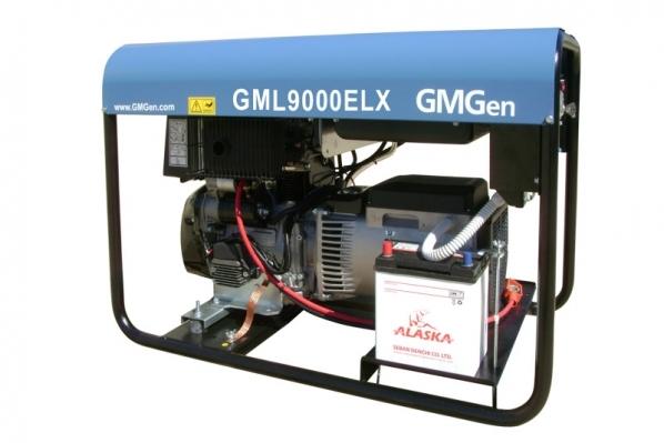 Дизель-генератор GMGen GML9000ELX