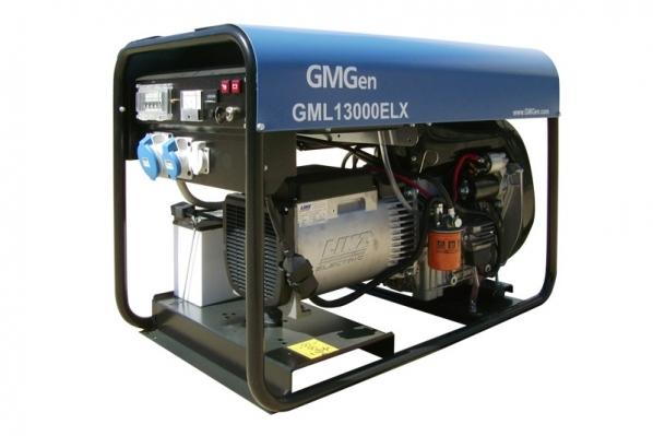 Дизель-генератор GMGen GML13000ELX