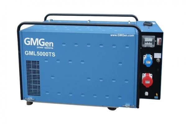 Дизель-генератор GMGen GML5000TS