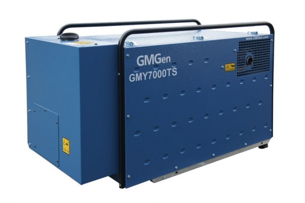 Дизель-генератор GMGen GMY7000TS