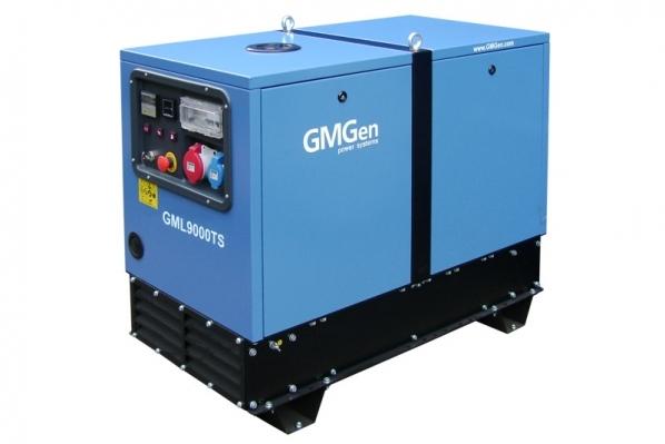 Дизель-генератор GMGen GML9000TS