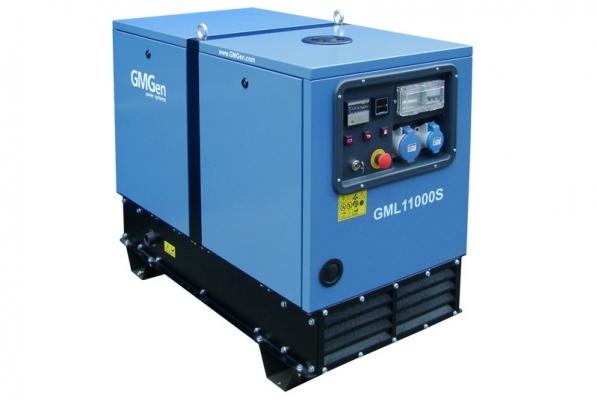 Дизель-генератор GMGen GML11000S