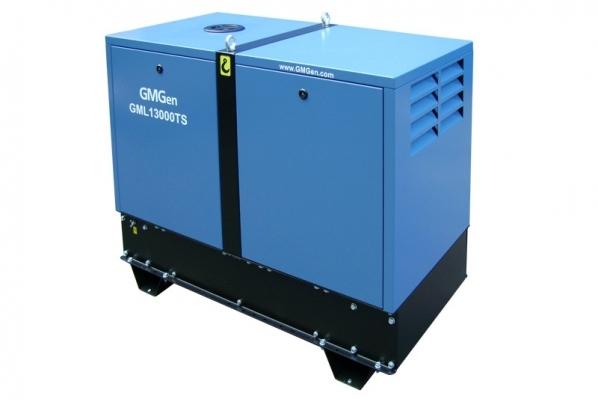Дизель-генератор GMGen GML13000TS