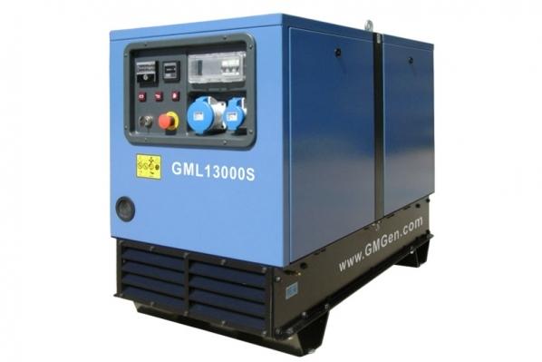 Дизель-генератор GMGen GML13000S