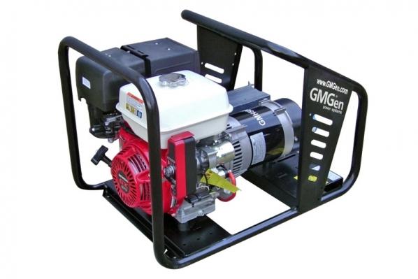 Бензогенератор GMGen GMH5000E