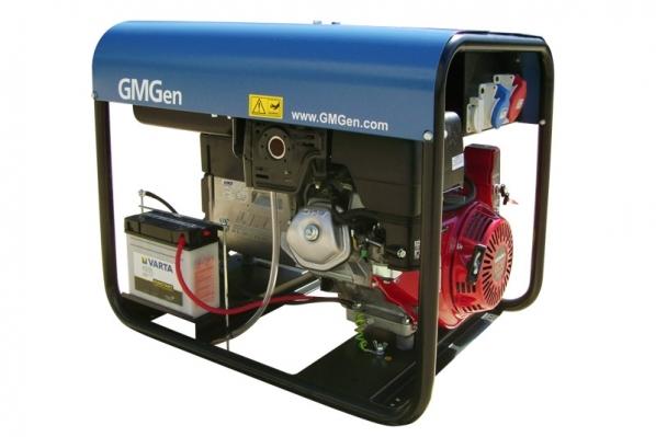 Бензогенератор GMGen GMH8000TELX