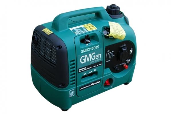 Бензиновая электростанция GMGen GMHX1000S