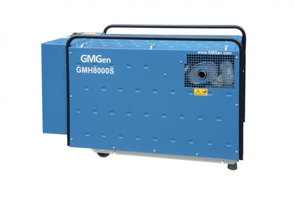 Бензиновая электростанция GMGen GMH8000S