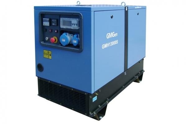 Бензиновая электростанция GMGen GMH13000S