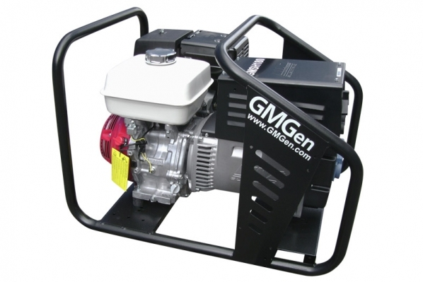 Бензиновый сварочный генератор GMGen GMSH180