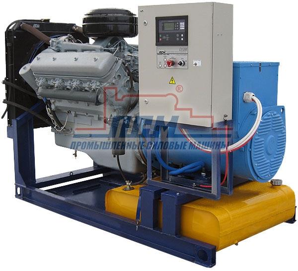 Дизельная электростанция ПСМ АД-200 (Камаз)