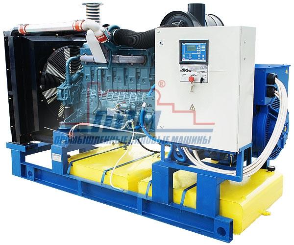 Дизельная электростанция ПСМ ADDo-500 6.3 kV