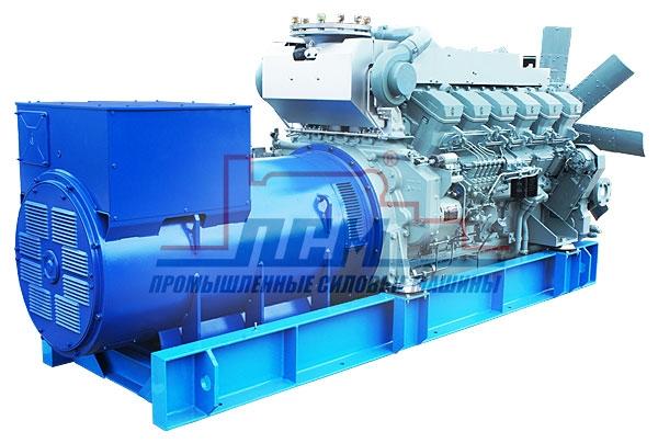 Дизельная электростанция  ПСМ ADMi-1500