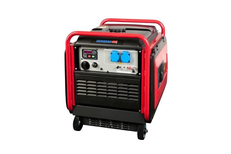 Бензиновый электрогенератор ENDRESS ESE 4500 T Silent