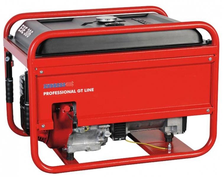 Бензиновый электрогенератор ENDRESS ESE 306 HS-GT