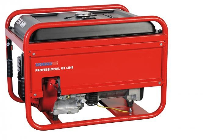 Бензиновый электрогенератор ENDRESS ESE 606 HS-GT ES