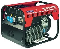 Бензиновый электрогенератор ENDRESS ESE 1206 DHS-GT ES