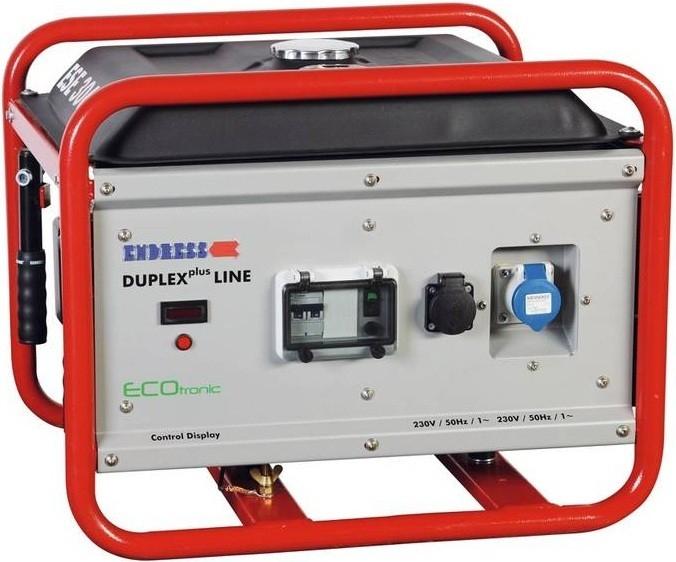 Бензиновый электрогенератор ENDRESS ESE 306 HG-GT DUPLEX