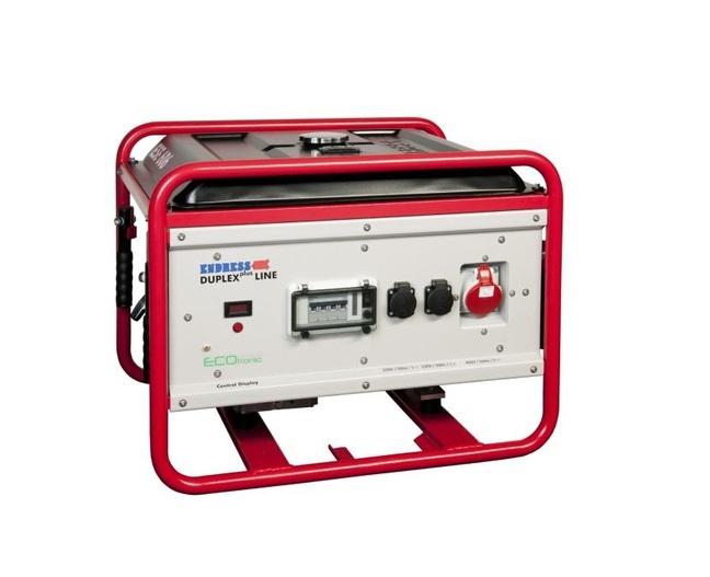 Бензиновый электрогенератор ENDRESS ESE 606 DHG-GT DUPLEX