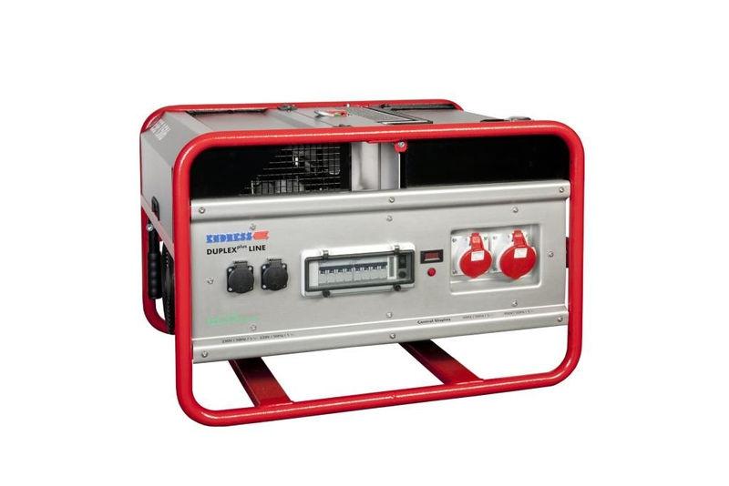 Бензиновый электрогенератор ENDRESS ESE 1506 DSG-GT ES DUPLEX