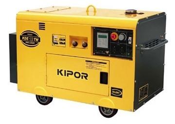 Сварочный дизельный агрегат KIPOR KDE180TW, 230В, 2.8 кВт, электрод до 4мм