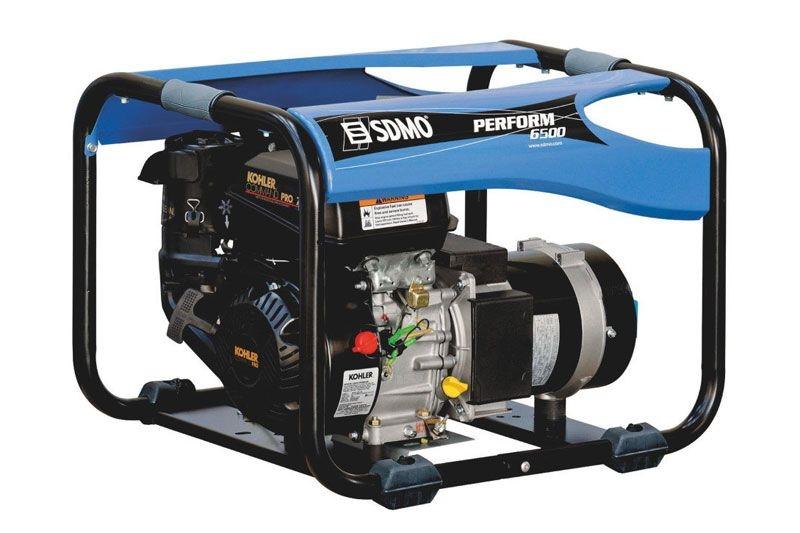 Бензогенератор SDMO Perform 6500, 230В, 5.8 кВт