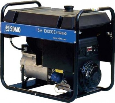 Дизельная электростанция SDMO Diesel 10000 E 230В, 9 кВт