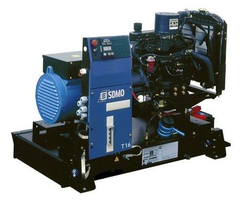 Дизельная электростанция SDMO T 16K Nexys, 400/230В, 14.5 кВт