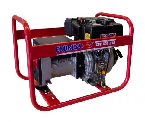 Дизельный электрогенератор ENDRESS ESE 604 DYS ES DI