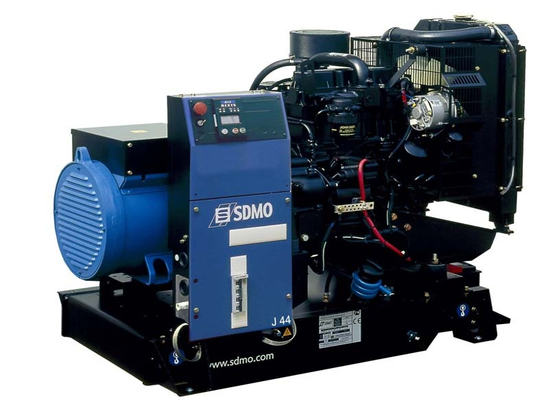 Дизельная электростанция SDMO J44K Nexys, 400/230В, 40 кВт