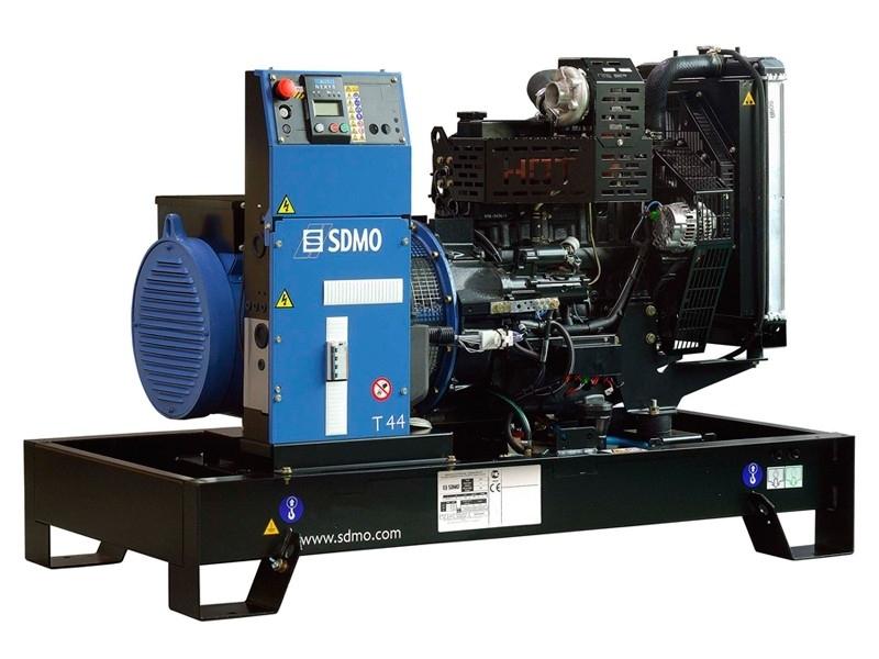Дизельная электростанция SDMO T44 Nexys, 400/230В, 40 кВт