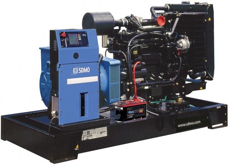 Дизельная электростанция SDMO J130K Nexys, 400/230В, 120 кВт