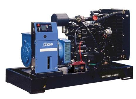 Дизельная электростанция SDMO J165K Nexys, 400/230В, 150 кВт