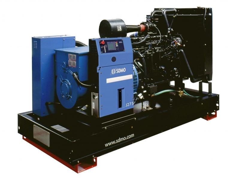 Дизельная электростанция SDMO J275K Nexys, 400/230В, 200 кВт